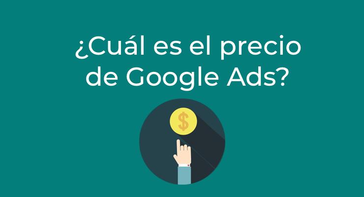Costo Google Ads