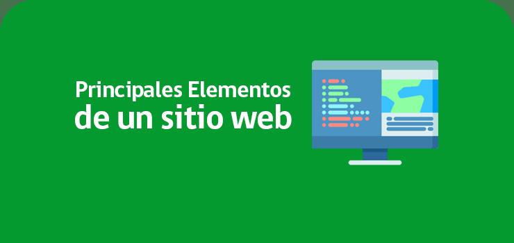 Elementos de una pagina web