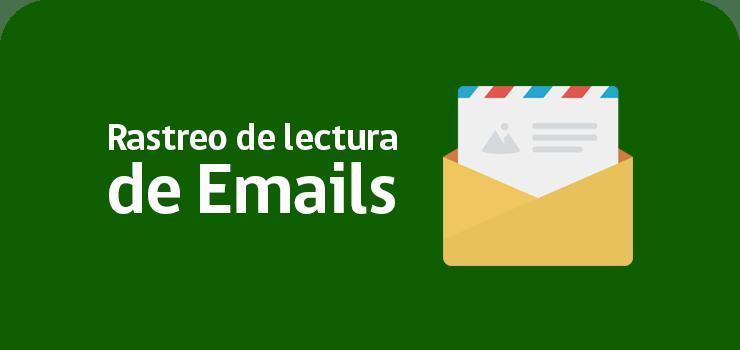 Rastreo de lectura de email